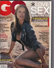 GQ Magazine Adriana Lima Love & Madness April 2006 051719nonr