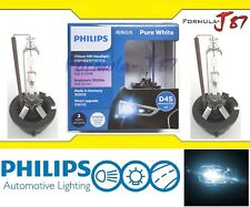Philips HID Xenon Ultinon D4S White 6000K Two Bulbs Head Light Replace High Low