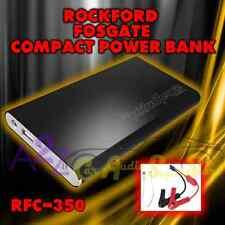 2015 ROCKFORD FOSGATE RFC-350 RFC350 350 AMP MICRO BATTERY CHARGER JUMP STARTER