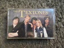 "THE TEXTONES(CARLA OLSON) ""THROUGH THE CANYON"" 1989 RHINO EX/EX OOP W/LYRICS"