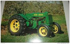 1935 John Deere Bo tractor print