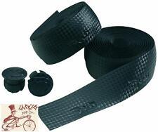 DEDA ELEMENTI SPECIAL BLACK CARBON BICYCLE HANDLEBAR BARTAPE BAR TAPE