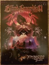 Blind Guardian - Imaginations Through The Looking Glass (DVD, 2003) concert 5.1