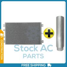 AC Condenser+Drier for Caterpillar Excavator 312C,315C,318C,319C,320C - 1640588