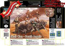 Master Box 35122 Desert Battle: Skull Clan Death Angles Women Warriors kit 1/35