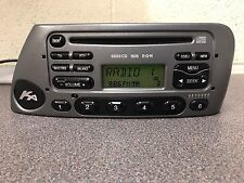 Ford Ka Cd car radio stereo CD player 6000 Rds Eon Plus Code In Metallic Grey