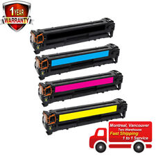 4PK Toner Cartridge CE410X 305A Set For HP Laserjet pro 400 Color M475dw M451dn