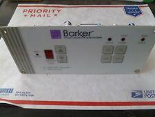 Barker byHill Phoenix Genesis 01-20-0239  01-20-0240  Control  Board Panel Assy