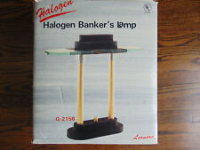 BANKER'S LAMP MID CENTURY DESK LAMP LEONORA G-2156