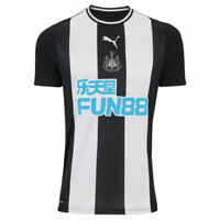 Newcastle United FC PUMA Mens Football Home Team Shirt 2019 20 756297 01