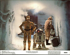 THE EMPIRE STRIKES BACK original 1980 lobby card 11x14 movie poster