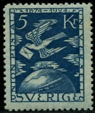 Lot N°6667a Suède N°192 Neuf ** LUXE