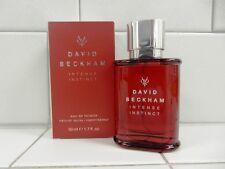 DAVID BECKHAM INTENSE INSTINCT EDT SPRAY (MEN) 1.7 OZ *NEW IN BOX*