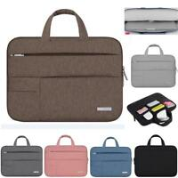 Notebook Laptop Sleeve Bag Pouch Case For Acer Dell HP Asus Lenovo Macbook Pro