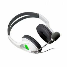 XBOX 360 Sensational Headset - XB3028 Headphones Microphone - Live Chat - NEW