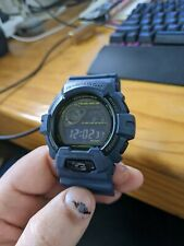 Casio G-Shock Solar Navy Military, GR8900NV - used, excellent condition