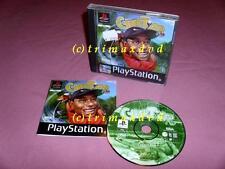 PS1 _ Cybertiger _ Erstausgabe sehr guter Zustand _ 1000 weitere Spiele im SHOP