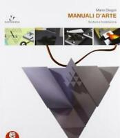 manuale d'arte, scultura e modellazione, Electa Scuola, codice:9788863080537