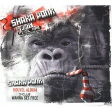 Shaka ponk-white pixel ape the-CD-Nouveau/OVP