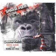 Shaka Ponk - White Pixel Ape the - CD - Neu / OVP