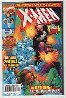 X-Men #66 (Aug 1997, Marvel) Cecilia Reyes [Zero Tolerance] Lobdell Pacheco mD