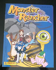MONSTER RANCHER - komplettes Stickeralbum