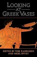 Looking at Greek Vases (Paperback or Softback)