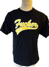 fcuk Baseball parody shirt 69 pimp hustler sex jersey gay joke biker porn star