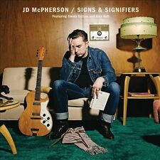 Jd Mcpherson Signs & Signifiers vinyl LP NEW sealed