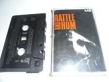 MC Cassette U2 Rattle And & Hum Bono Vox The Edge U 2 Ft. BOB DYLAN B. B KING BB