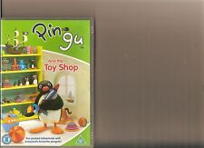 PINGU AND THE TOY SHOP DVD KIDS