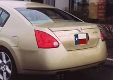 FITS NISSAN MAXIMA 2004-2006 LIP STYLE REAR TRUNK SPOILER - UNPAINTED