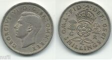 Gran Britain Great Britain Florin 2 Two Shillings1950 KM# 878 ø 28.3 mm