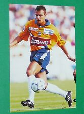 PHOTO UNFP FOOT 2000 SEC BASTIA SECB SCB JURIETTI FOOTBALL 1999-2000 PANINI