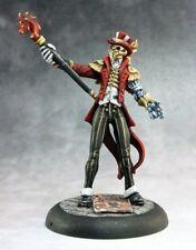 Mr Grimm Reaper Miniatures Chronoscope Sci Fi Wargames RPG Steampunk Robot Melee