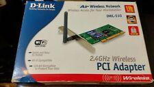 D-Link airdwl-g510