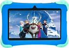 Brand New - Fivahiva 7 Inch Kids Tablet Android 10 Go Quad Core 2+32GB Cam(Blue)