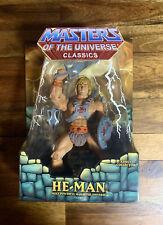 MOTUC, He-Man, Masters of the Universe Classics, MOC, sealed, Original