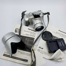 Panasonic LUMIX DMC-FZ3 3.0MP Digital Camera w Accessories