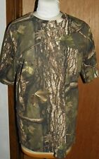 Master Sportsman Brown Camoflauge Short Sleeve Tee Shirt Mens Size 2XL NWOT