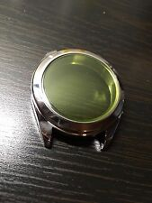 Green AR Sapphire Crystal for Seiko 5 SNK809 30mm Mod Parts Custom