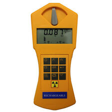 NEW Gamma Scout Rechargeable Radiation Detector and Geiger Counter