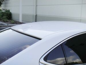 JR2 For 2016 SCION IA-Painted Rear Window Roof Spoiler(White)