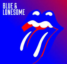 ROLLING STONES - Blue & Lonesome Deluxe Edition (CD & Book) NEW 2016