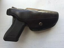 Gould and Goodrich Glock duty holster