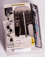Wireless Gear 4 in 1 Charger iPhone Blackberry Samsung LG Kyocera Motorola Nokia