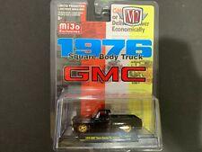 M2 Gmc Sierra Grande 15 Custom 1976 Black Mjs11 1/64 1 of 1,200 Pieces