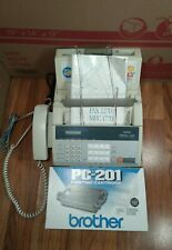 Brother Intellifax 1270 Fax Phone Amp Copier Machine Tested Amp Works
