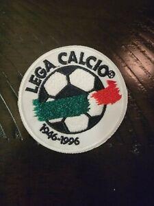 Serie A Patch batch Italy Soccer League LEGA CALCIO 1996-1997 Juventus