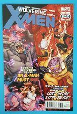 Wolverine and the X-Men #7 Jason Aaron Marvel Comics 2012